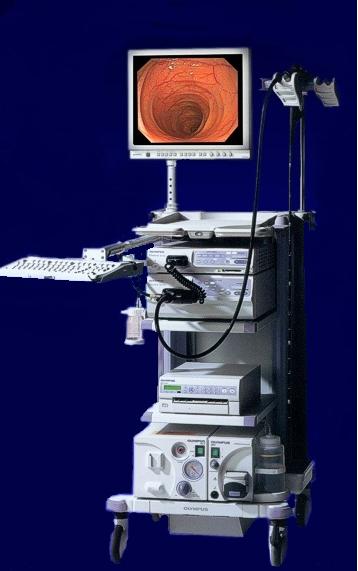 Printable Endoscopy: Olympus 180 System