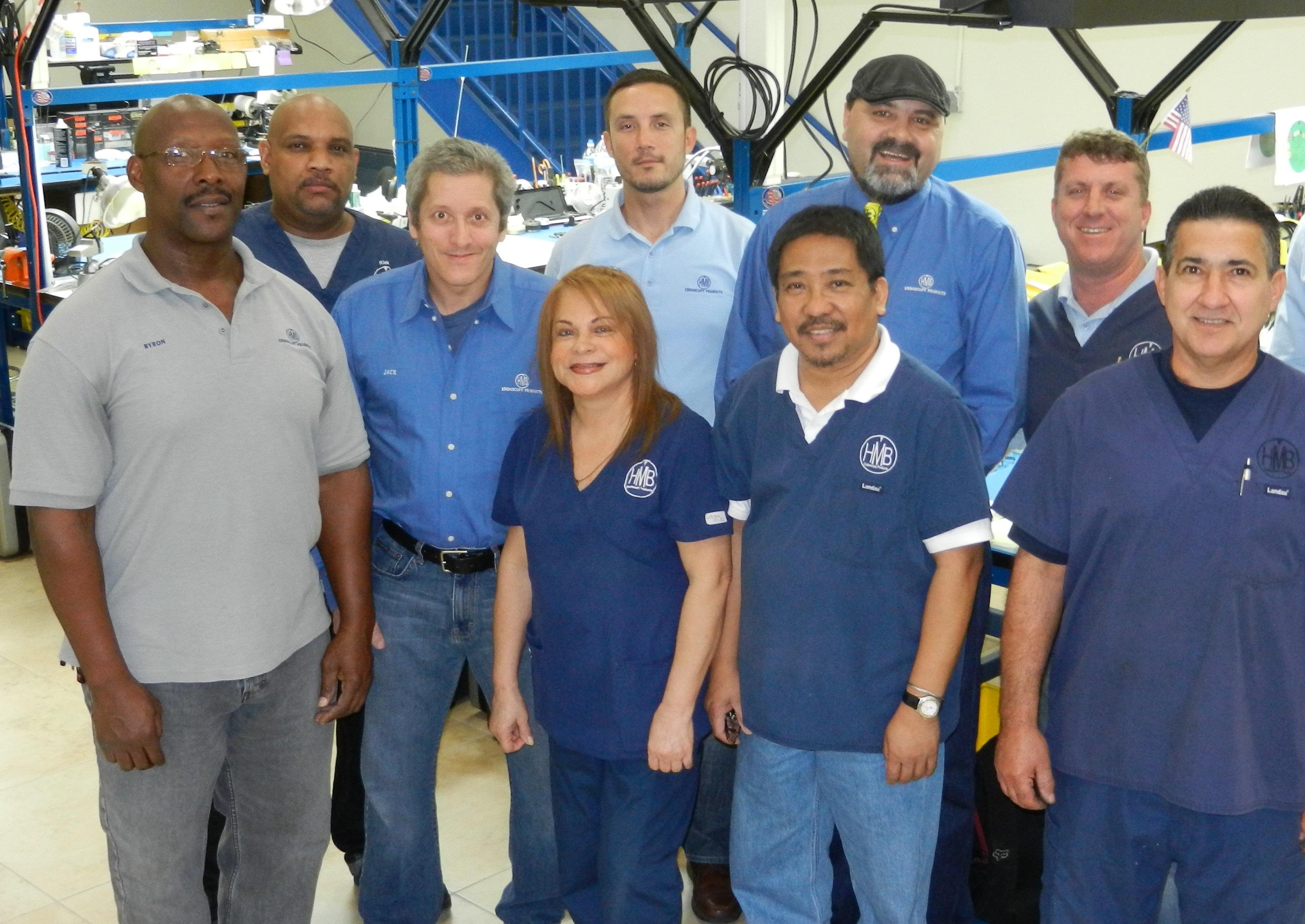 HMB Repair Team